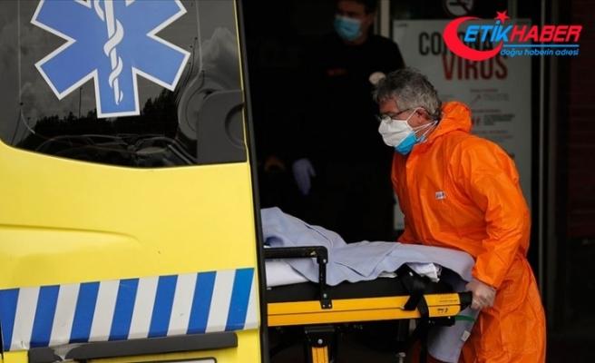 İspanya'da Kovid-19'dan ölenlerin sayısı 26 bin 621'e çıktı