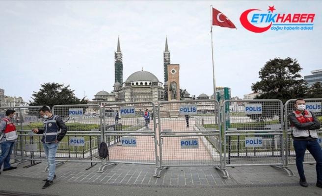 İstanbul'da 1 Mayıs'ta 44 bin 756 polis görev yapıyor