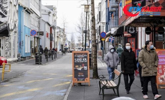 İzlanda'da 6 hafta sonra hayat normale dönmeye başlıyor