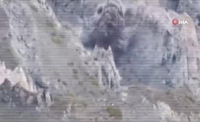 """Jandarma Genel Komutanlığı: """"Kars'ta 7 terörist etkisiz hale getirildi"""""""