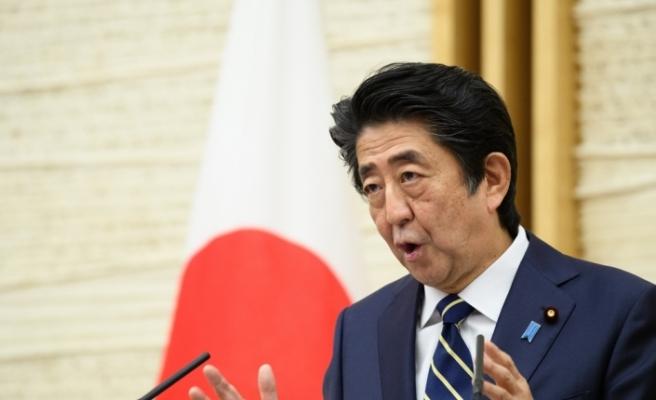 Japonya Başbakanı Abe'den Covid-19 uyarısı