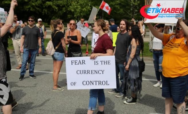 Kanada'da Kovid-19'dan ölenlerin sayısı 5 bine yaklaştı