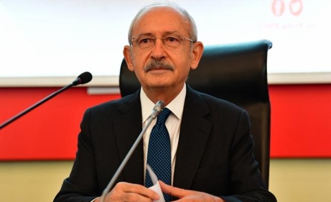 Kılıçdaroğlu 82 genç ile bir araya geldi