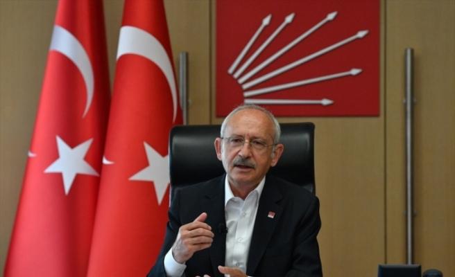 Kılıçdaroğlu, veteriner hekimlerle video konferansla görüştü: