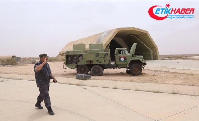 Libya ordusu Vatiyye Askeri Üssü'nün güneyindeki iki beldeyi daha geri aldı