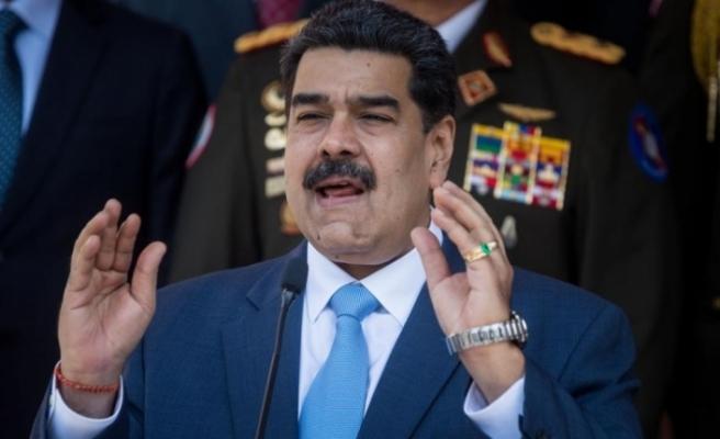 """Maduro: """"Darbe planı yapan 2'si ABD'li 13 kişi yakalandı"""""""
