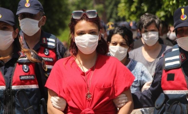 'Mavi Kelebekler' çetesi gözaltına alındı