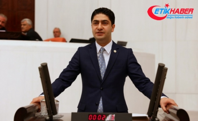 MHP'li Özdemir Kayseri'de yapılan karayolu ve demiryolu yatırımlarının tutarını açıkladı