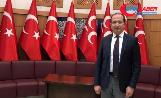 MHP'li Şekerci: Sayın Bahçeli'ye iftira etmek, iblislerin işidir