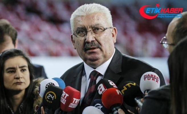 MHP'li Yalçın: CHP, Türkiye'yi bir erken seçim anaforuna sürüklemek istiyor