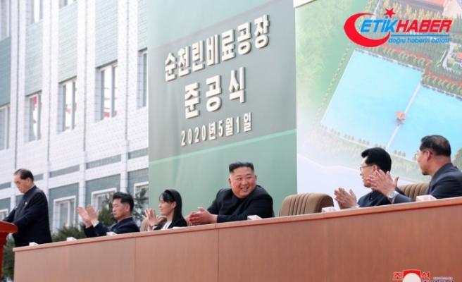 Öldü denilen Kuzey Kore lideri Kim ortaya çıktı