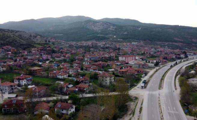 Pozitif vakaların hızla arttığı köyde karantina süresi 14 gün daha uzatıldı