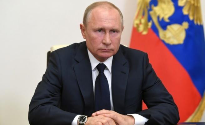 Putin'den Pakistan'a taziye mesajı