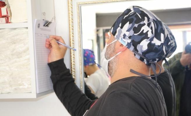 Rize'de tıraş olanlar bugünden itibaren isim isim kayıt altına alınıyor