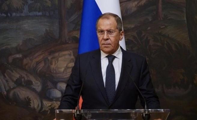 """Rusya Dışişleri Bakanı Lavrov: """"ABD silah alanındaki anlaşmalarını bozuyor"""""""