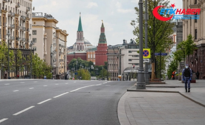 Rusya'da korona virüsten ölenlerin sayısı 4 bini geçti
