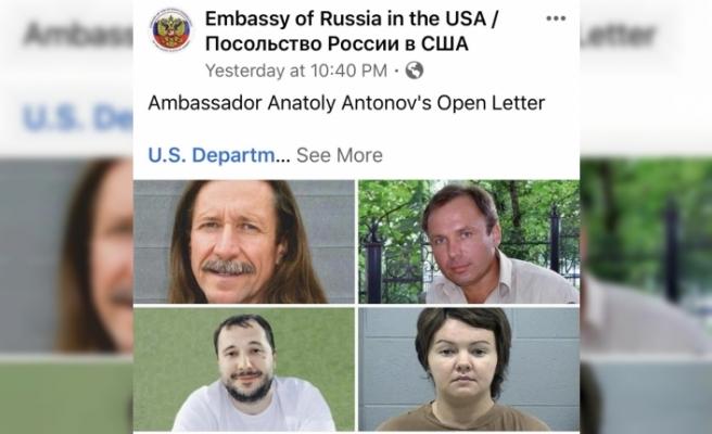 """Rusya'dan ABD'ye, """"Cezaevlerinde tutulan Rusları serbest bırakın"""" çağrısı"""