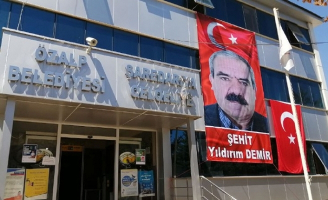 Şehit Demir, PKK tarafından tehdit etmiş