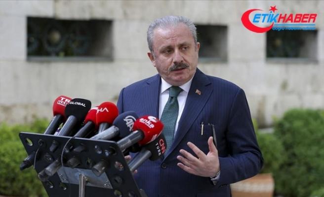 Şentop: Türkiye tek metin halinde seçim kanunlarını güncelleyerek derli toplu hale getirmeli
