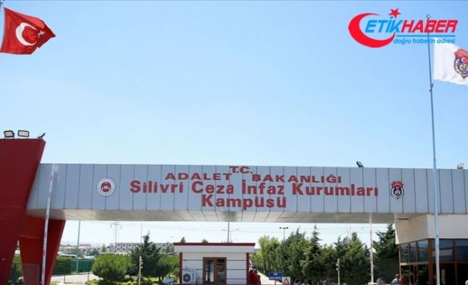 Silivri Cezaevi'nde 44 hükümlü/tutuklunun Kovid-19 testi pozitif çıktı