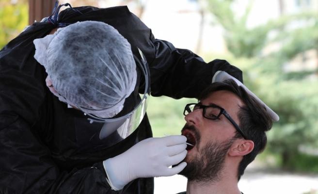 Sivasspor'a korona virüs testi yapıldı