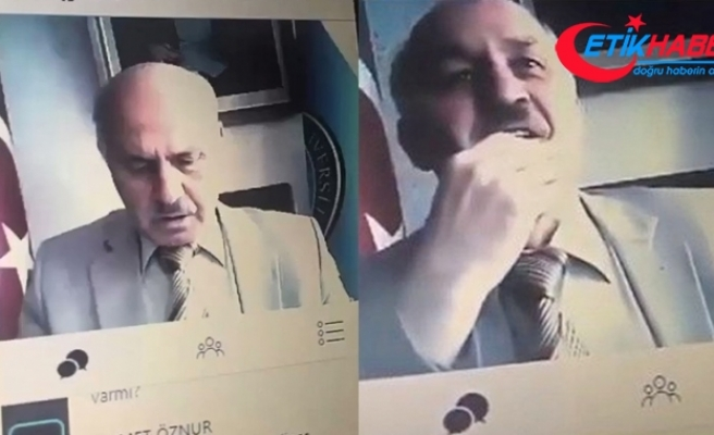 Skandal sözlerin ardından Dekan Prof. Dr. Orhan Acar istifa etti