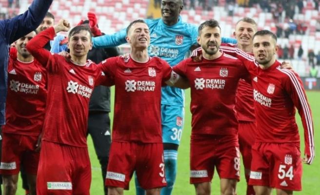 Süper Lig'in en çok gol atan yerli oyuncuları Sivasspor'da