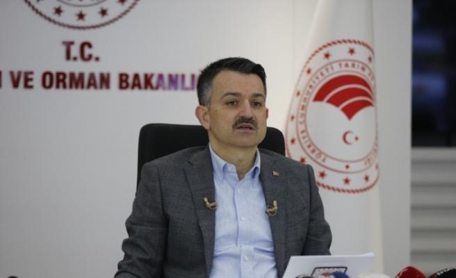 """""""Tarım Orman Akademisi""""nde ilk dersi Bakan Pakdemirli verdi"""