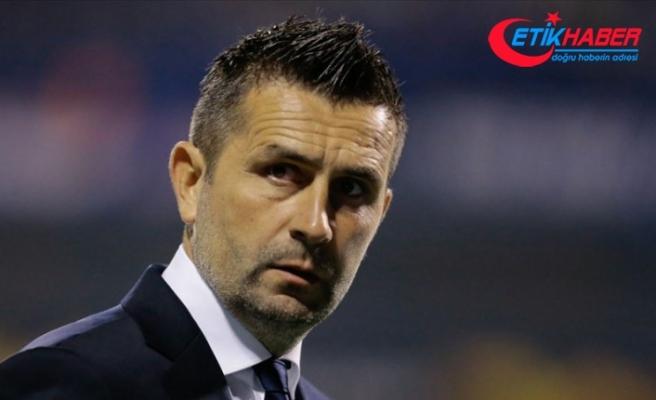 Teknik direktör Bjelica, Fenerbahçe ile görüştüğünü açıkladı