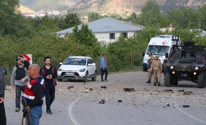 Teröristlerin hain planı Mehmetçiğin dikkati ve soğukkanlılığı sayesinde tutmadı