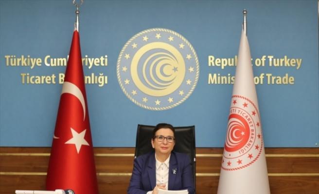 Ticaret Bakanı Ruhsar Pekcan'dan 3 alanda yatırım vurgusu: