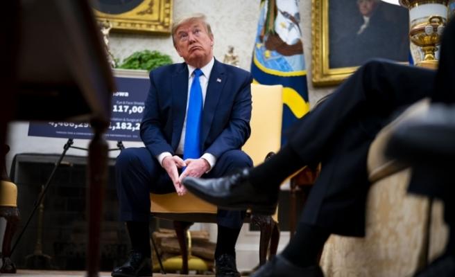 """Trump, o tasarıyı """"utanç verici"""" diyerek veto etti"""