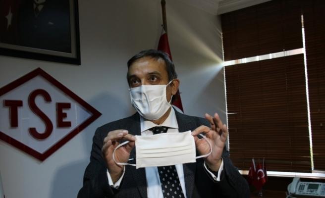 TSE, çok kullanımlı bez maskenin standartlarını belirledi