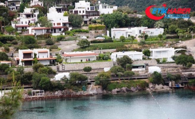 Yılmaz Özdil'in Bodrum'da bulunan milyon dolarlık villasında yıkım kararı çıktı