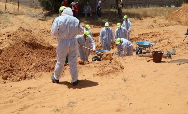 AB Sözcüsünden Libya'daki toplu mezarlara ilişkin açıklama