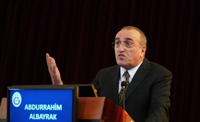 """Abdurrahim Albayrak: """"Ali Koç'a çok teşekkür ediyorum"""""""
