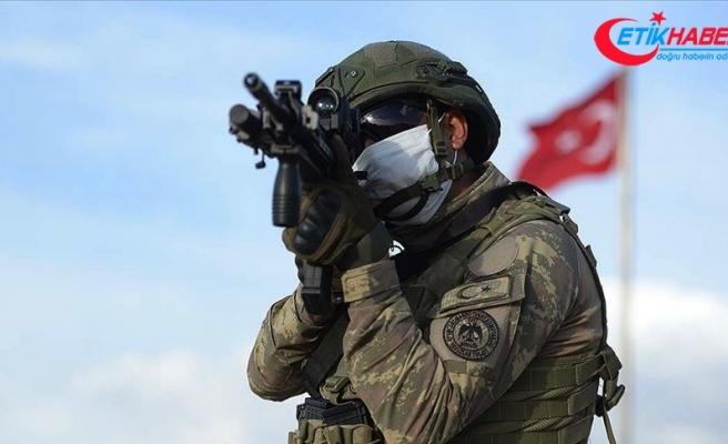 MSB: Son bir ayda toplam 111 terörist etkisiz hale getirilmiştir