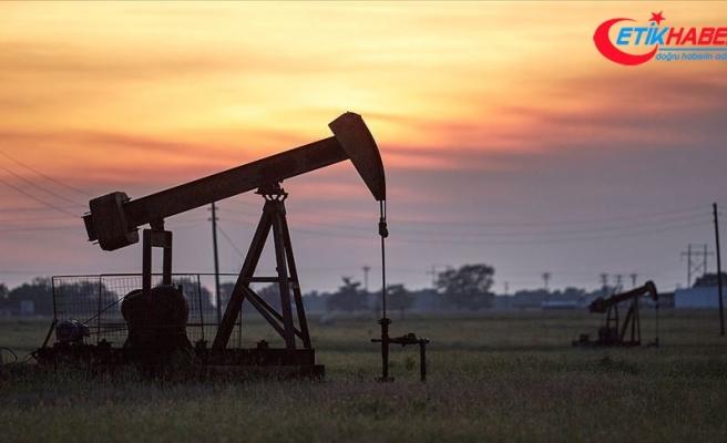 Brent petrolün varili 41,98 dolar