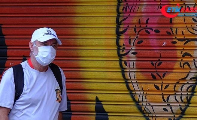 Brezilya'da son 24 saatte Kovid-19 nedeniyle 1282 kişi hayatını kaybetti