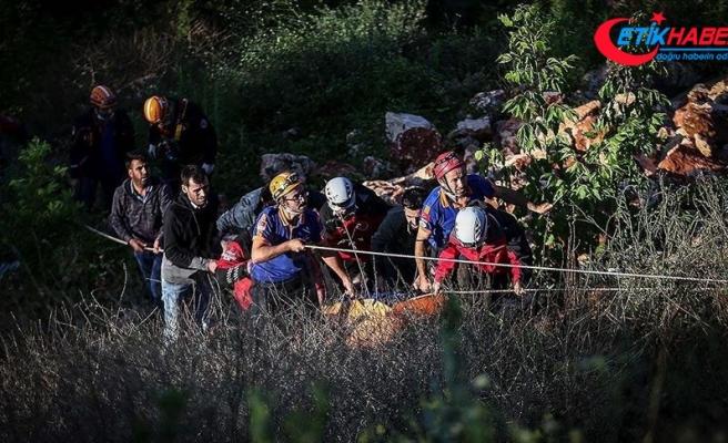 Bursa'daki selde kaybolan 4 kişiden 3'ünün cesedi bulundu