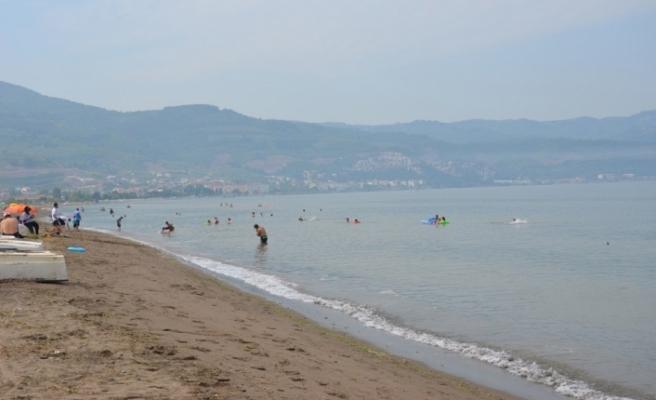 Bursa sahillerinde alınan ilk tur numune sonuçları açıklandı