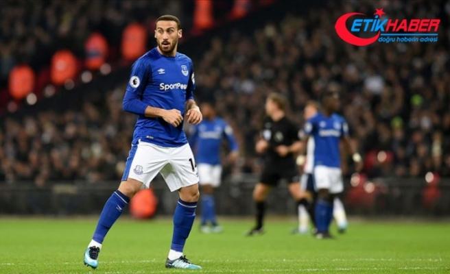 Cenk Tosun'un takımı Everton'da futbolcu maaşlarında yüzde 50'ye varan erteleme