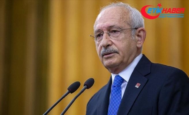 Kılıçdaroğlu, CHP TBMM Grup Toplantısı'nda konuştu: