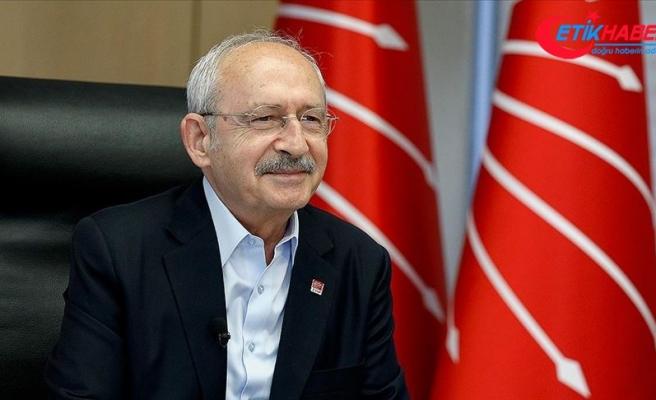 CHP Genel Başkanı Kılıçdaroğlu: Çocuklarının kahramanı cefakar babaların Babalar Günü kutlu olsun