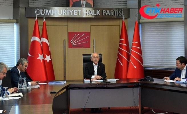 CHP Genel Başkanı Kılıçdaroğlu: Kısa süre içerisinde kurultay yapıp yolumuza devam edeceğiz