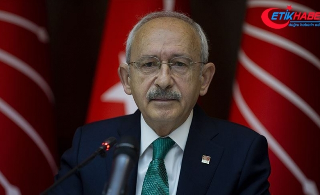 CHP Genel Başkanı Kılıçdaroğlu'ndan Volkan Bozkır'a tebrik