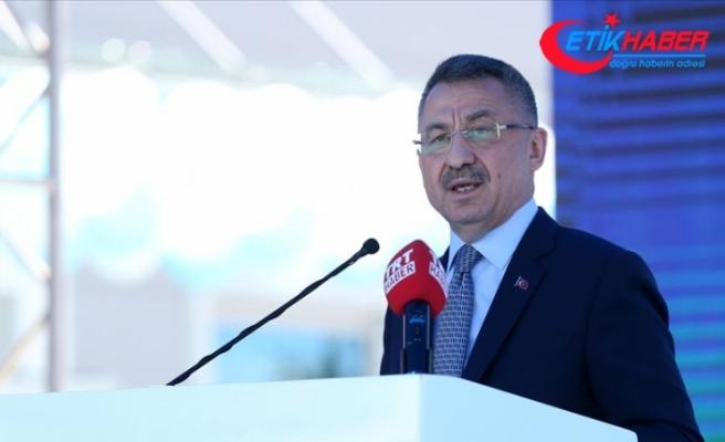 Cumhurbaşkanı Yardımcısı Oktay: Libya'da tuzaklar bozulmuştur