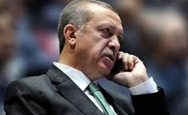 Cumhurbaşkanı Erdoğan'dan siyam ikizlerin ailesine geçmiş olsun telefonu