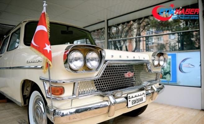Devrim Otomobili Müzesi 1 Temmuz'da ziyaretçilere kapısını açacak