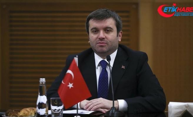 Dışişleri Bakan Yardımcısı Kıran'dan ABD'li özel temsilciye 'Ayasofya' yanıtı